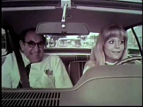 1969 AMC Rebel Commercial - Better Quality Version - Louisa Moritiz