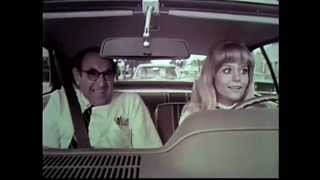 1969 AMC Rebel Commercial - Better Quality Version - Carol Wayne