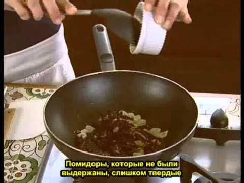 Соус с томатной пастой и