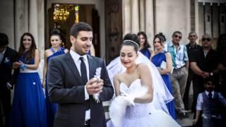 Армянскаяа свадьба во Франции, Грикор и Шамирам.