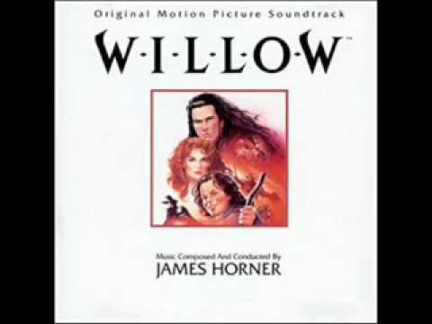 Willow [Movie Soundtrack] - Willow's Journey begins