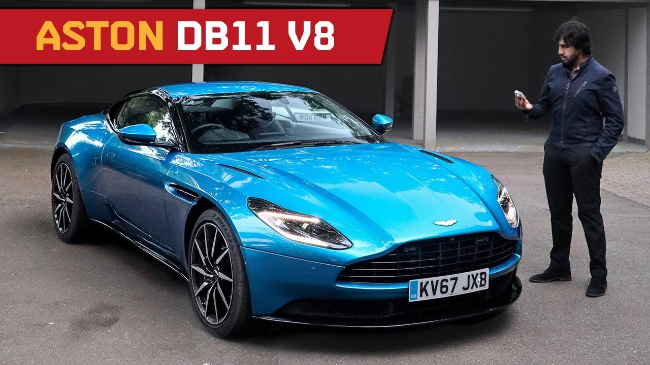 Db11 V8 Best Aston Martin Gt Ever And How Amg Dna Is Under The Hood Youtube