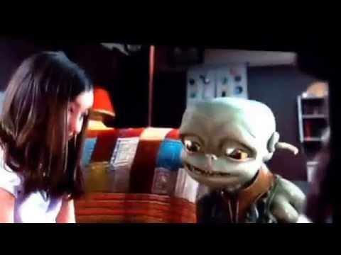 Alien In The Attic Full Movie Youtube