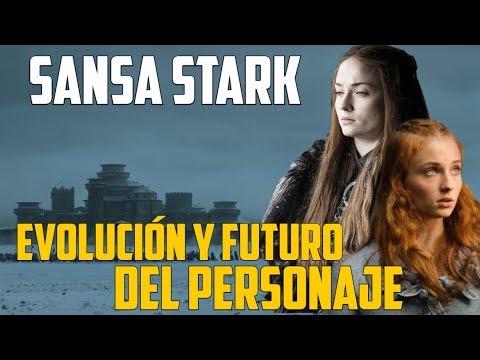 SANSA STARK | La loba solitaria: Evolución y Futuro del Personaje