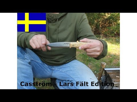 Thor-is-testing: Casström - Lars Fält Kniven