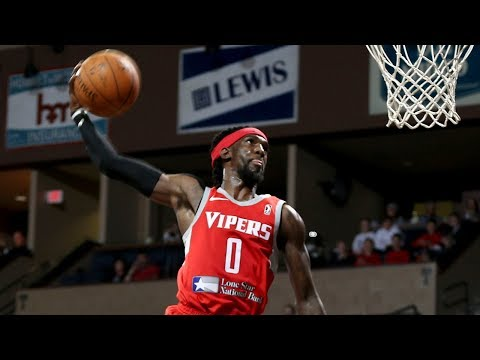 NBA G League Top Plays of November!