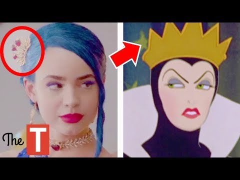 10 Disney Connections In Descendants 2 That Will Make Your Jaw Drop