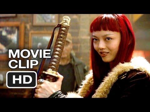 The Wolverine Movie CLIP - Yukio (2013) - Hugh Jackman Movie HD
