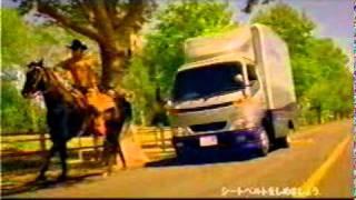 2001 DUTRO michiannai HINO DUTRO ver.4 ともさかりえ CM.
