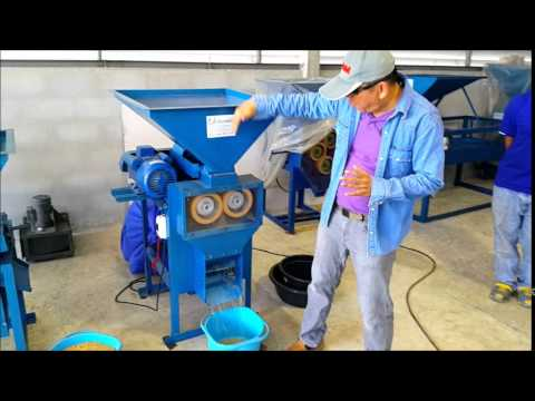 Milling Machine for Brown Rice