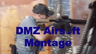 Quick DMZ Airsoft montage