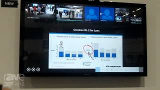 ISE 2015: Crestron Highlights RL 2 Codec for Lync Room System