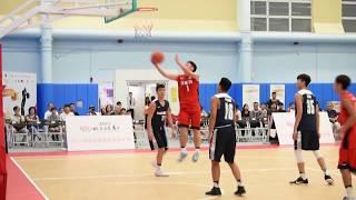 20170730 UPOWER 姚基金學界籃球季軍戰