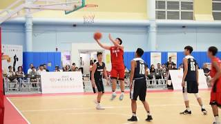 Publication Date: 2017-07-31 | Video Title: 20170730 UPOWER 姚基金學界籃球季軍戰