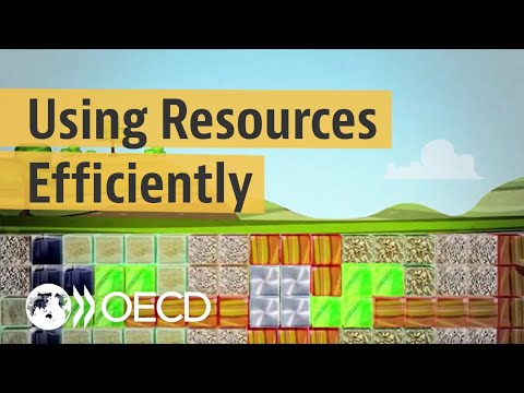 Managing natural resources: making more with less