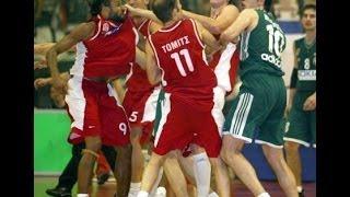 Olympiacos Vs PAO  - The Fight
