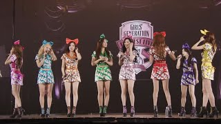 [1080p] Girls' Generation 'The Best Live' at Tokyo Dome (2014) Bluray Full