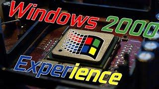 Windows 2000 - Is It Good In 2019?