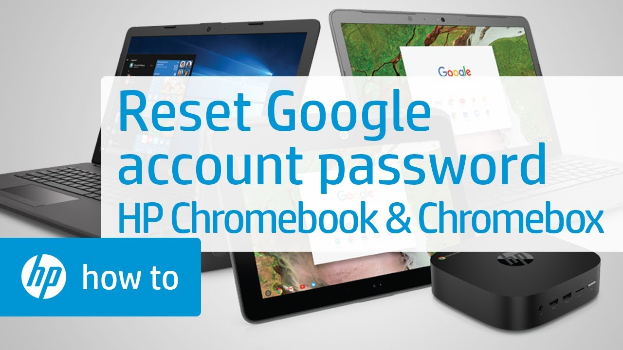 how to change google account on chromebook
