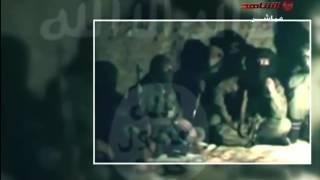 انشودة سعوديين منضمين الى القاعدة في افغانستان يفتخرون بالعمليات الانتحارية