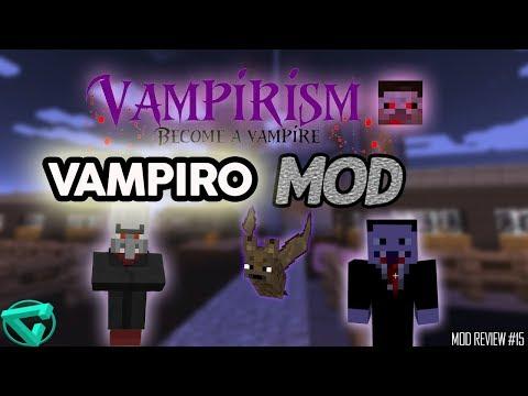 MODS #15 | VAMPIRO | VAMPIRISM MOD | MODS DE MUNDOWIGETTA