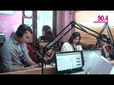 Music Box with AADC 2 casts dan Riri Riza