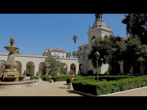 A Tour of Pasadena, CA