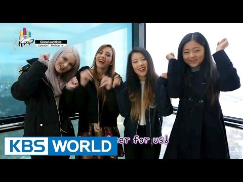 K-Pop World Festival Global Audition 2015 - Ep.1: Melbourne
