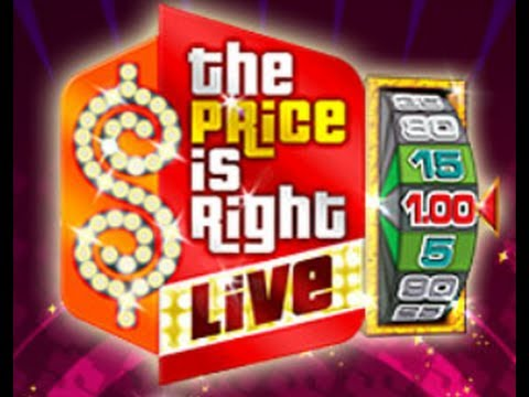 Me on The Price Is Right Live stage show
