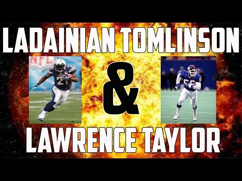 94 LaDainian Tomlinson and 94 Lawrence Taylor Gameplay!!! - Madden Ultimate Team 17