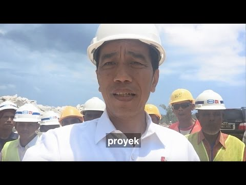 #JKWVLOG Bersama Para Pekerja Waduk Sei Gong di Batam