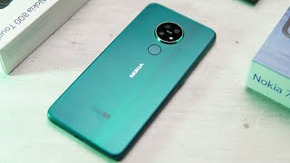 Nokia 7 2 unboxing and first impressions