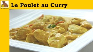 Le poulet au curry (facile et rapide) HD