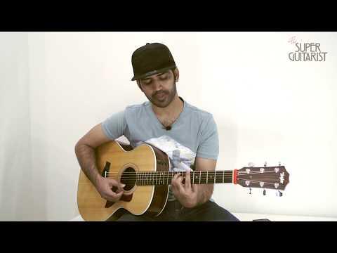 Adiga Adiga Guitar Chords Lesson | Ninnu Kori | Nani | Niveda Thomas | Gopi Sundar |