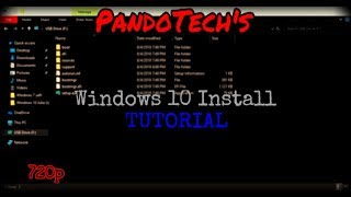 How to Install and Setup Windows 10 on real hardware