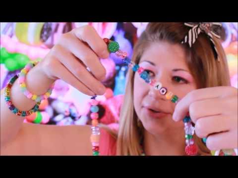 My Kandi Kid, Raver Girl Bracelets