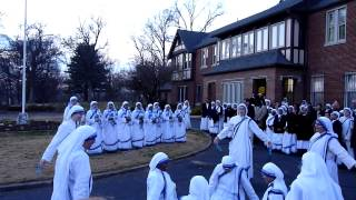 Missionaries Of Charity Solemn Profession