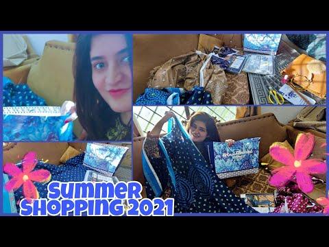 Summer shopping haul 2021 | Anum