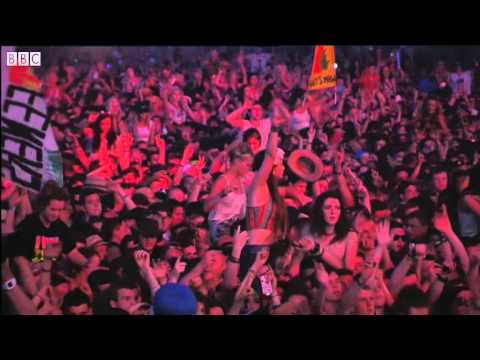 Calvin Harris - Awooga at T in the Park 2013