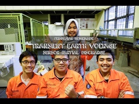 Pengujian Transient Earth Voltage (TEV) Sensor pendeteksi Partial Discharge