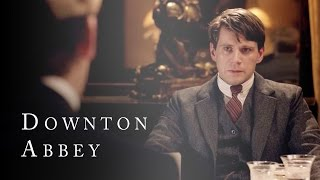 Tom Is Treated with a Drink | Downton Abbey | Season 3