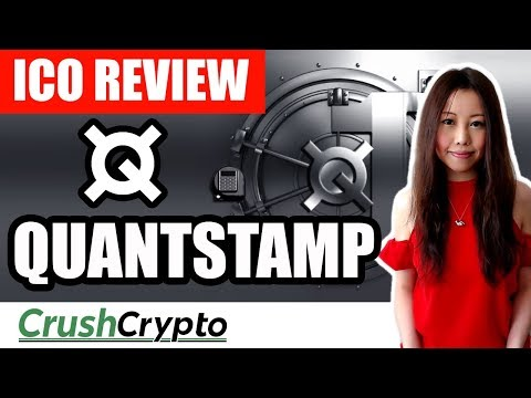 ICO Review: Quantstamp (QSP) - Protocol for Securing Smart Contracts
