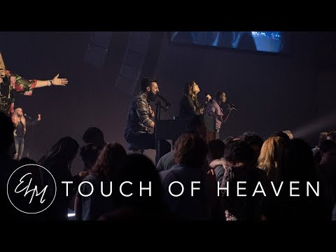 Touch of Heaven - Hillsong Worship | Elevate Life Music