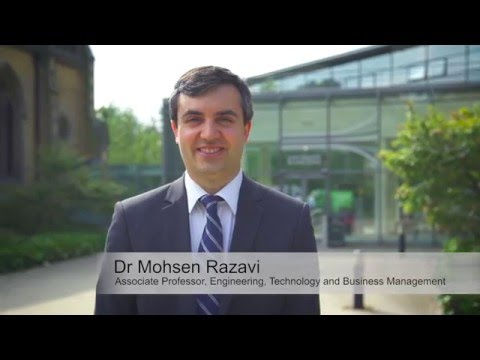 MSc Engineering Technology and Business Management