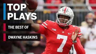 The Best of Dwayne Haskins: 2018 Mid-Season Highlights | Ohio State | Big Ten Football