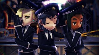[MMD - ENG/HAN/ROM SUBS] - Not Today (BTS) - Sun, Gladion, Hau