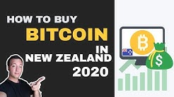 How to Buy Bitcoin in New Zealand 2020
