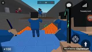 Играем в блок страйк deathrun и мини игры:)
