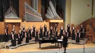 O bone Jesu - Brahms Three Sacred Choruses