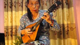 Tình ca Tây Bắc - St:Bùi đức Hạnh- Mandolin: Việt Dung